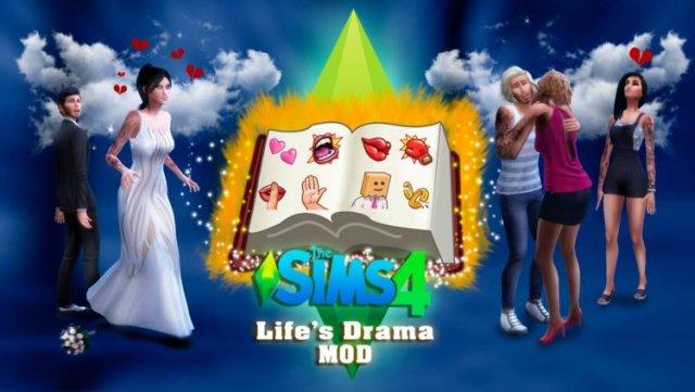мод жизненные трудности Life's Drama