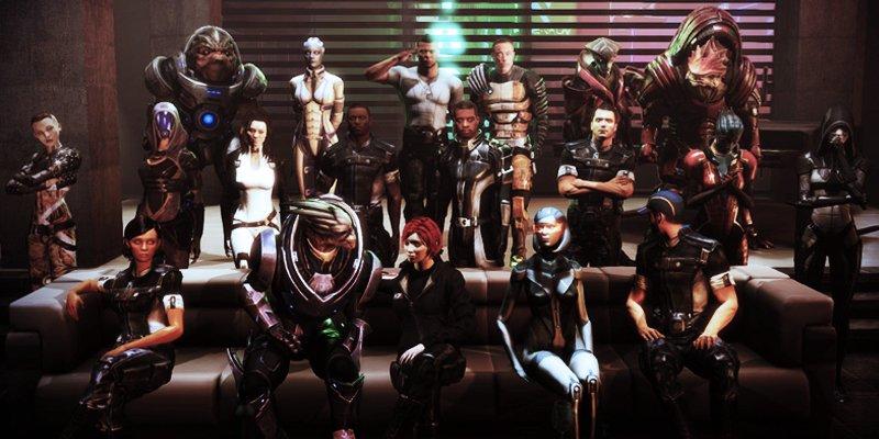 Мини-сборка для Mass Effect