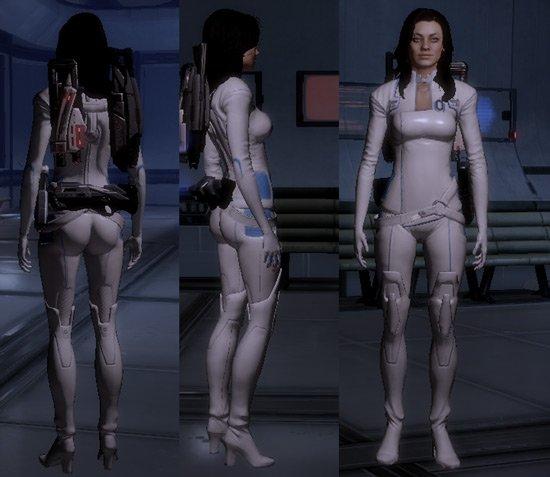 Cборка модов для игры Mass Effect 2