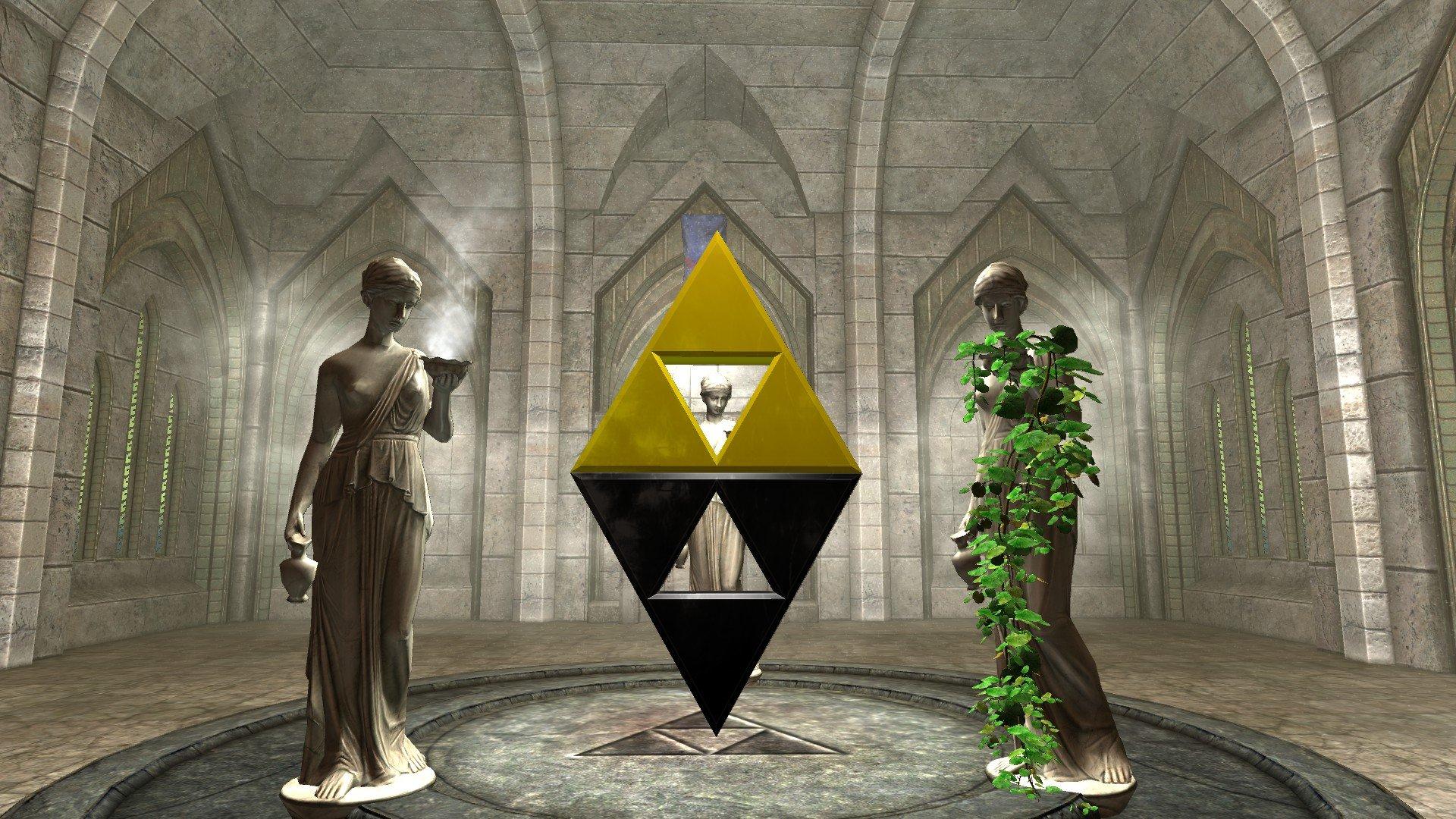 Relics of Hyrule - A DLC Scale Zelda Mod LE и SE Rus