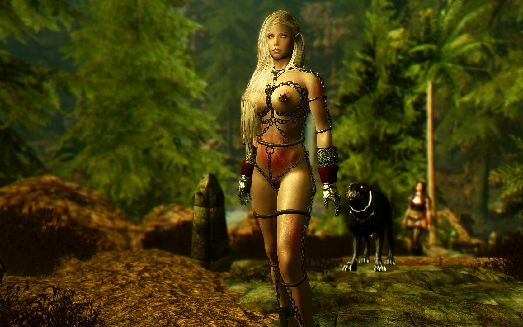 Deviously Enslaved Continued v13.14.4 LE Rus