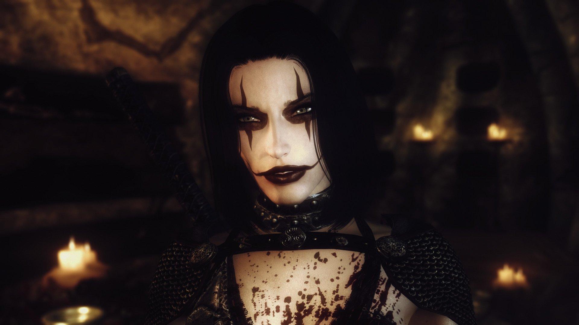 Nerida the Crow - Halloween Follower Rus