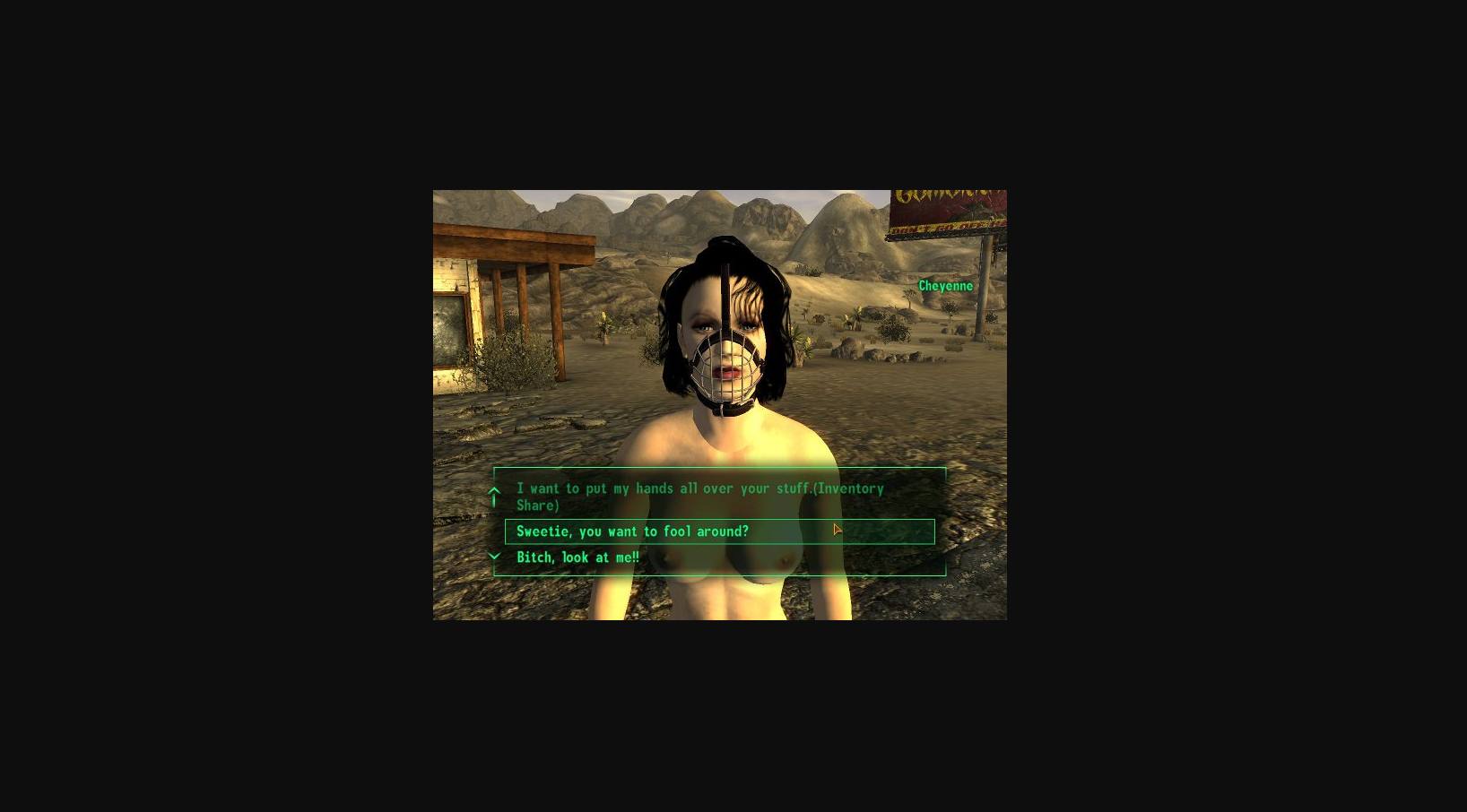 Sexout Cheyenne Replacer V0.93 Rus
