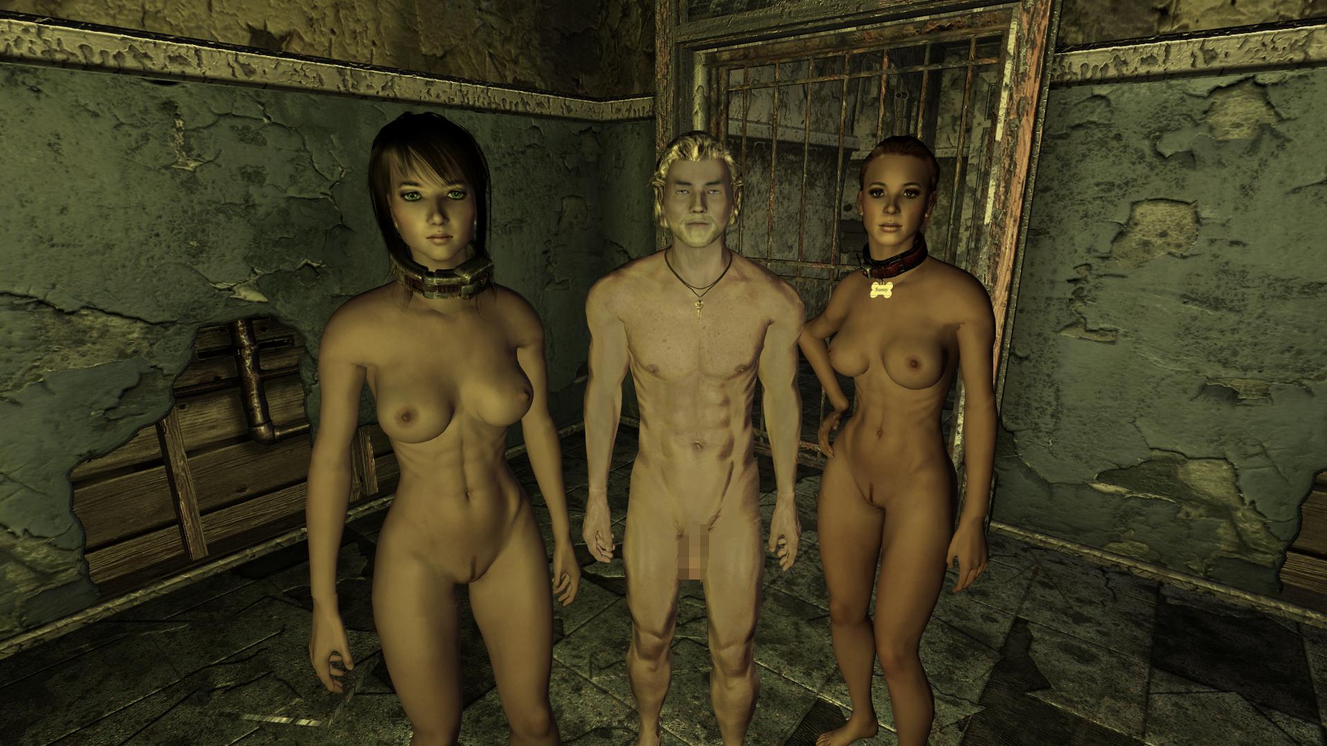 Секспати в питомнике