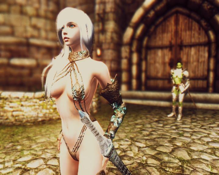 Player Slave Encounters 0.69-rus