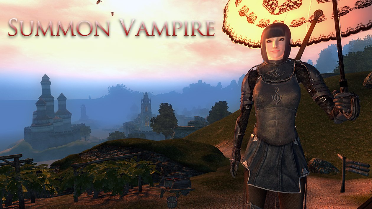 Summon Vampire Rus