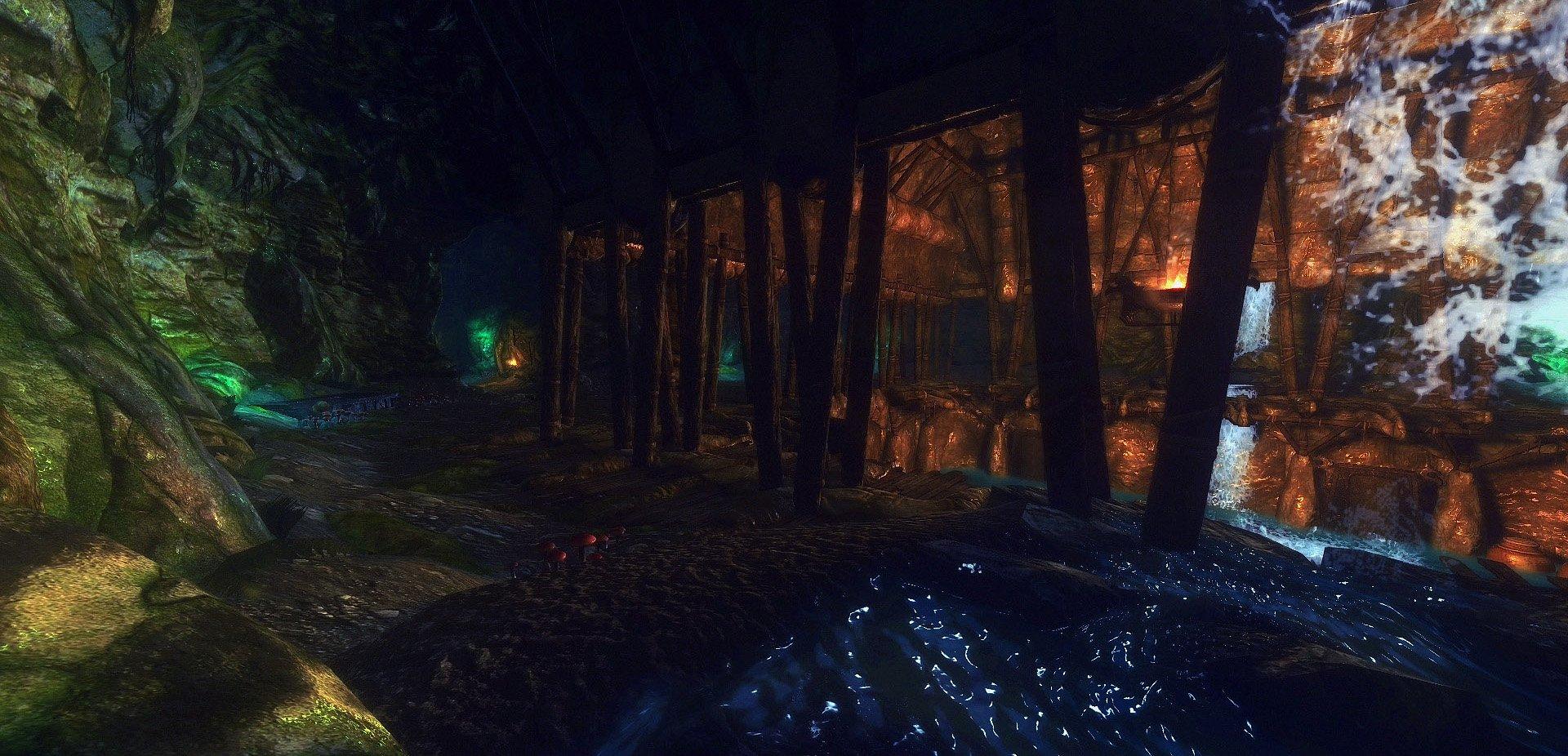 Forgotten Dungeons Rus
