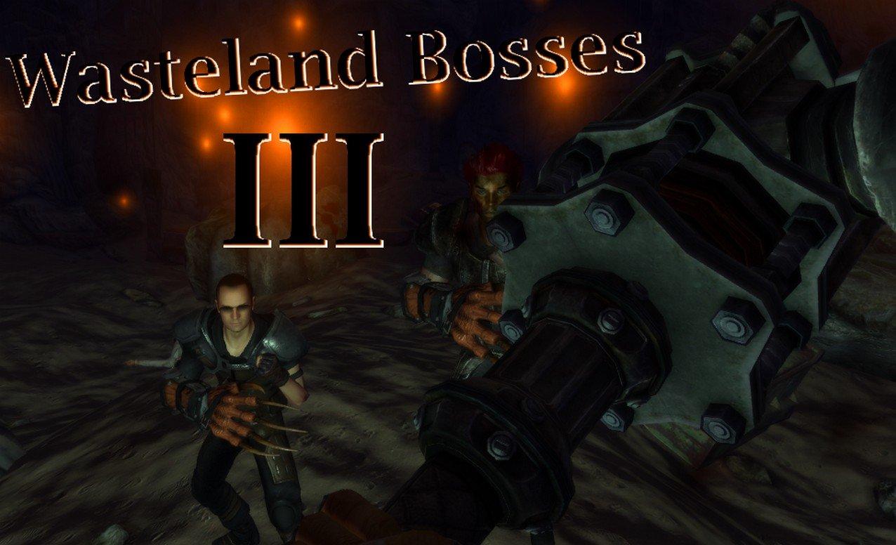Wasteland Bosses III Rus