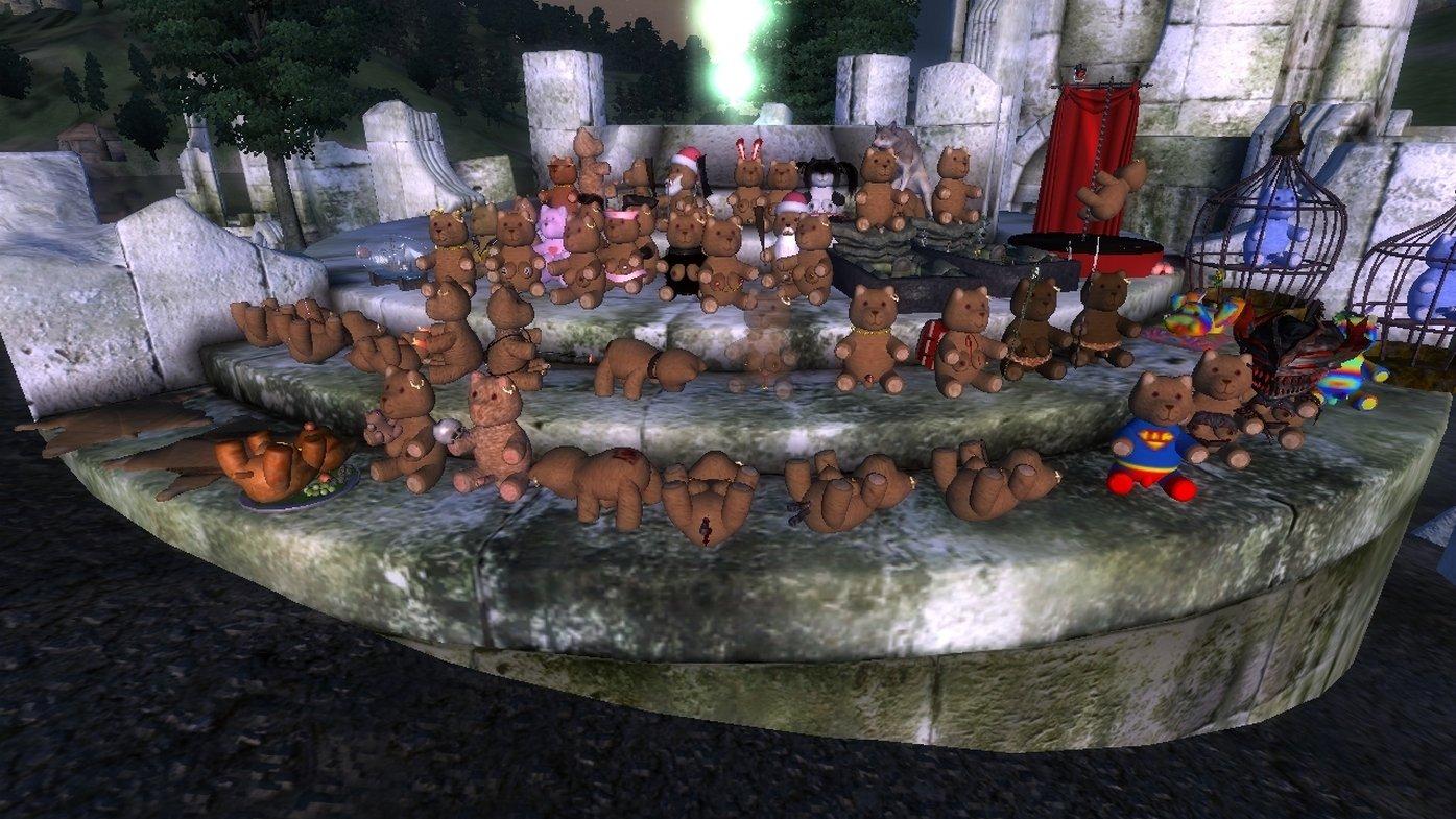 The Teddy Shrine Rus