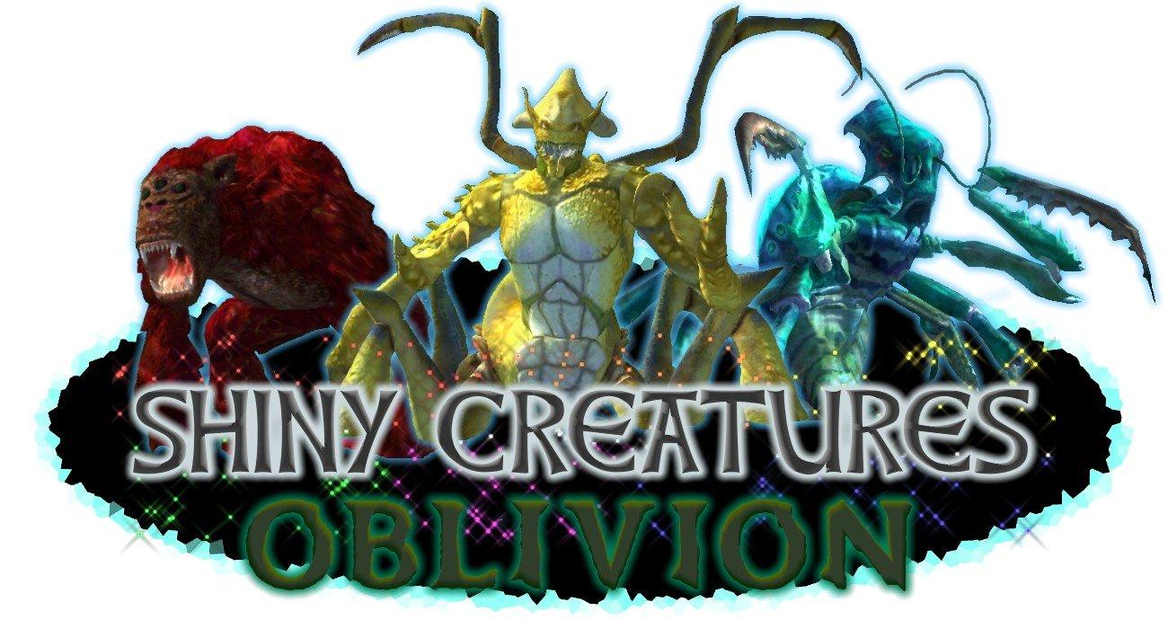 Shiny Creatures - Oblivion Rus
