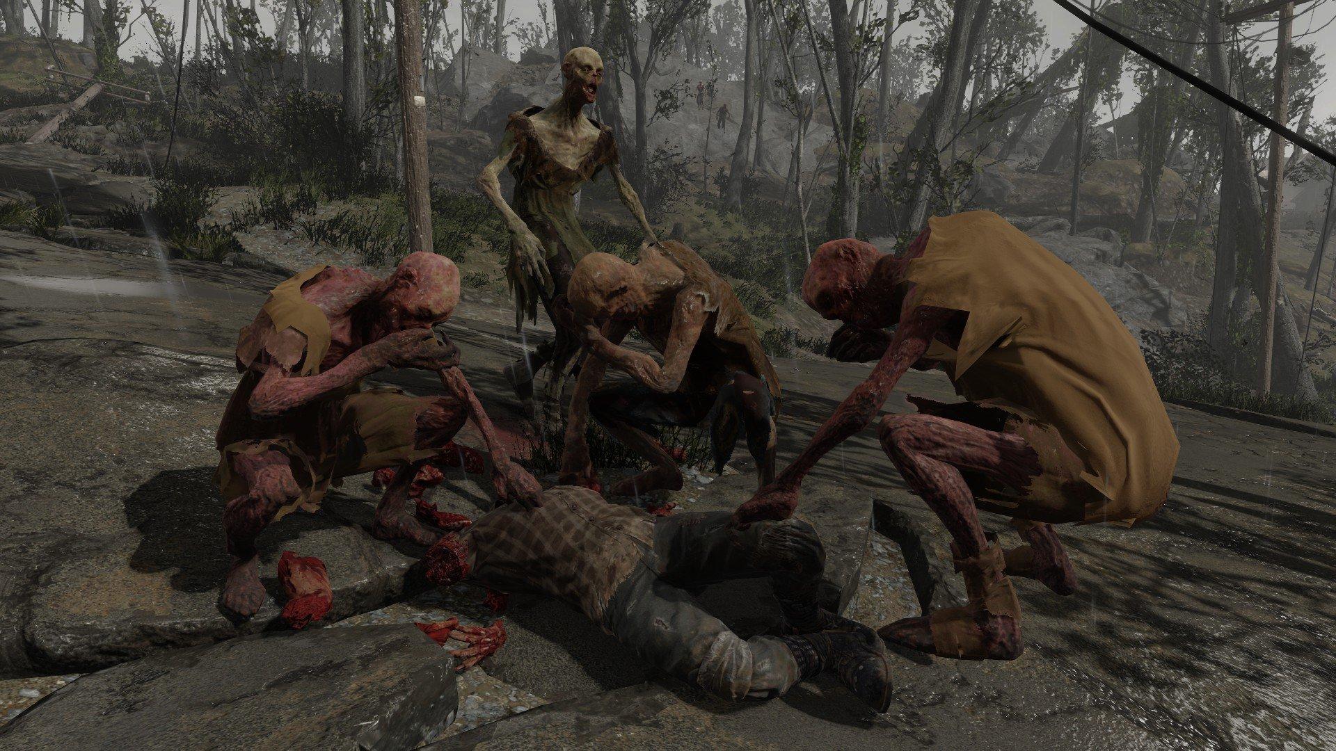 Zombie Walkers Rus