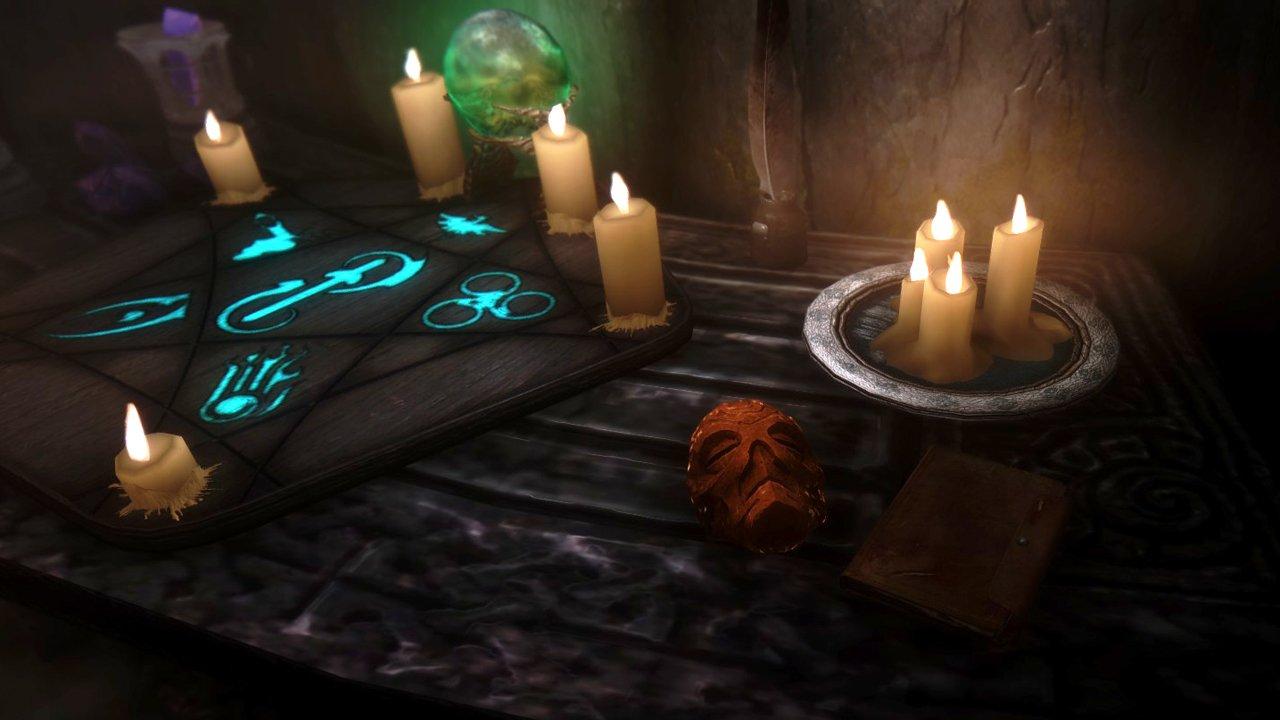 Konahriks Accoutrements - Dragon Priest Armory