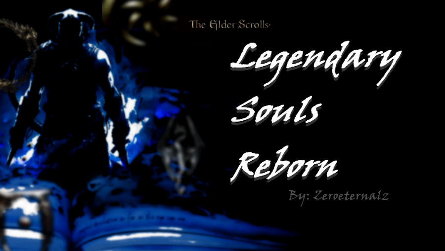 Legendary Souls Reborn- Summon the Heroes and Villains of Nirn's Past Rus