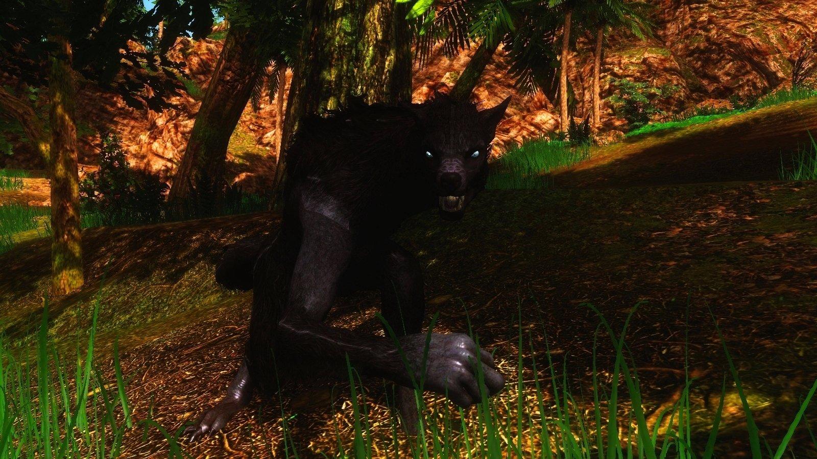 Extra Werewolf Perks Rus