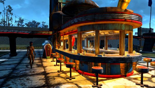 Ресторан «Старлайт» 6