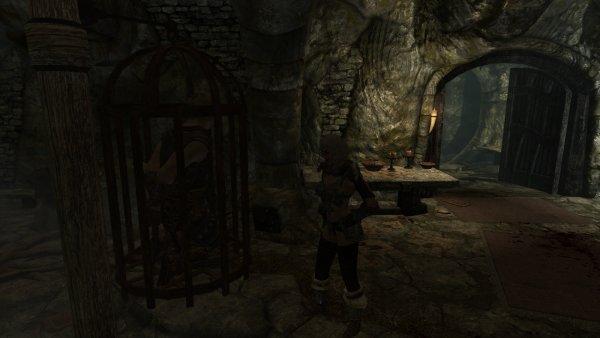 Гробница раба