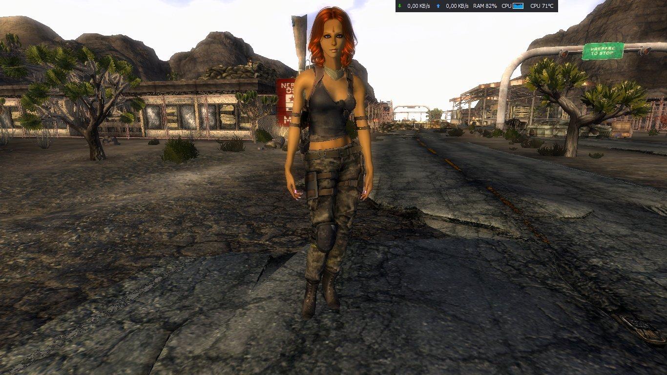 Одежда Emily Roth из серии игр F.E.A.R.