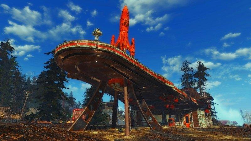 Settlements Redone - Red Rocket V_4.0