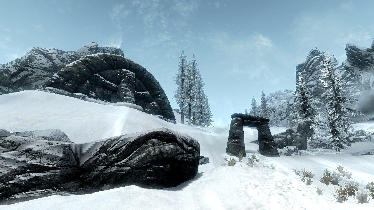 Qothmaar Ritual Dungeon at Skyrim