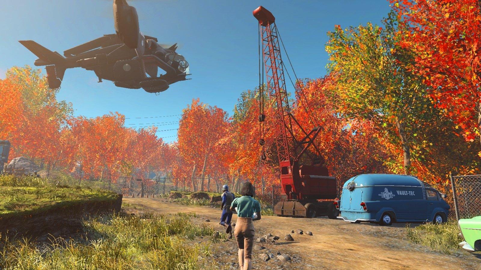Ванильный Fallout4 v_1.10.120