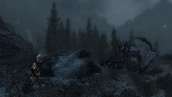 Очередной дракон