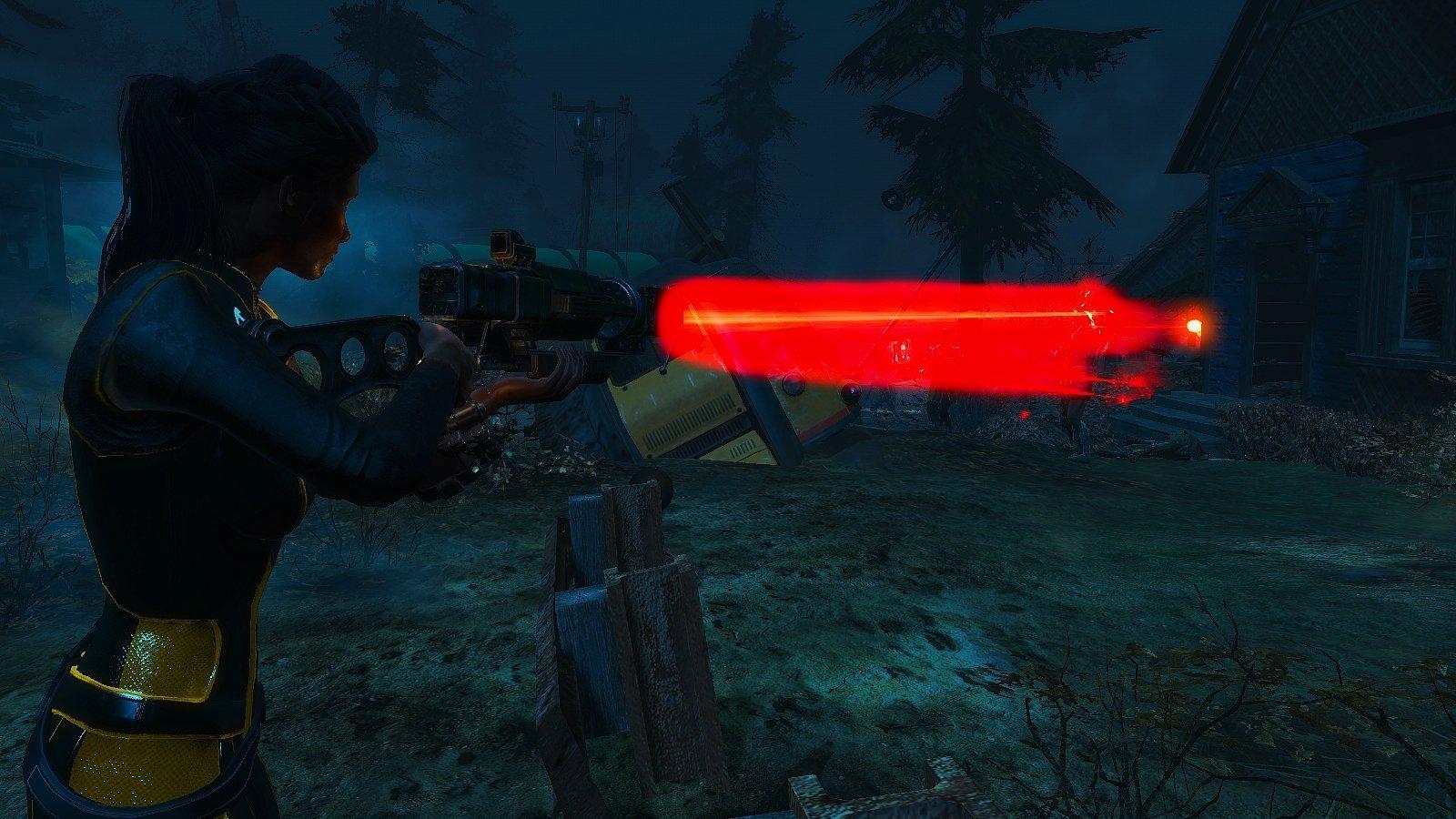 Отстреливаем гулей на Фар Харборе. Fallout4