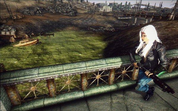 Fallout3 Помощь в большом городе...
