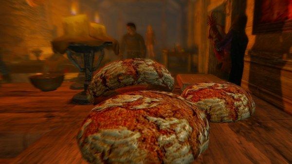 Ммммм, хлебушек...  Enderal