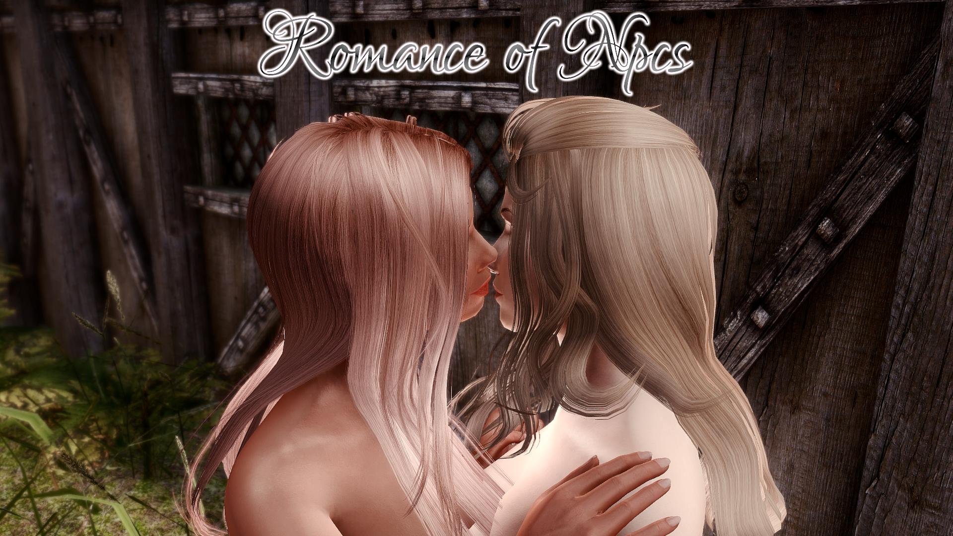 Romance of NPCs for Flower Girls Rus
