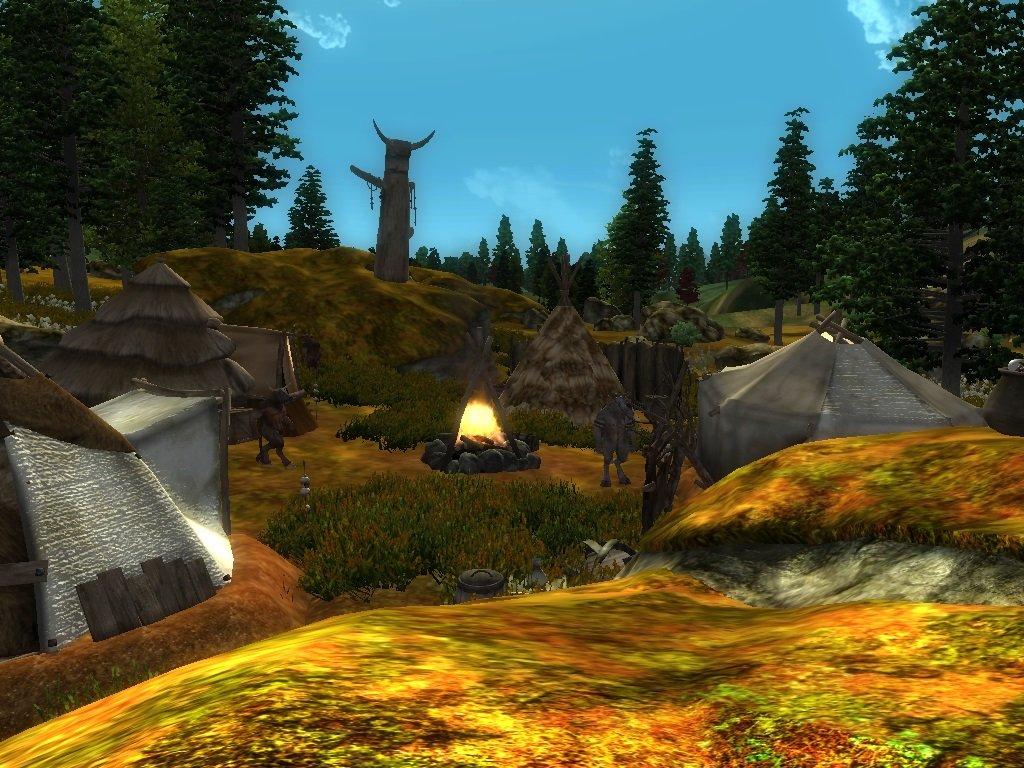 Minotaur Encampments Rus