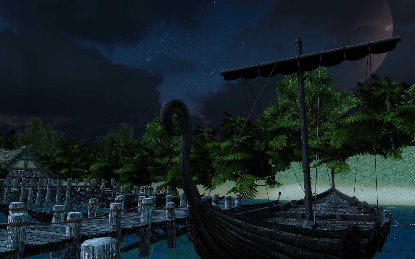 Остров который построил...нет ни Джек:))  Verflught