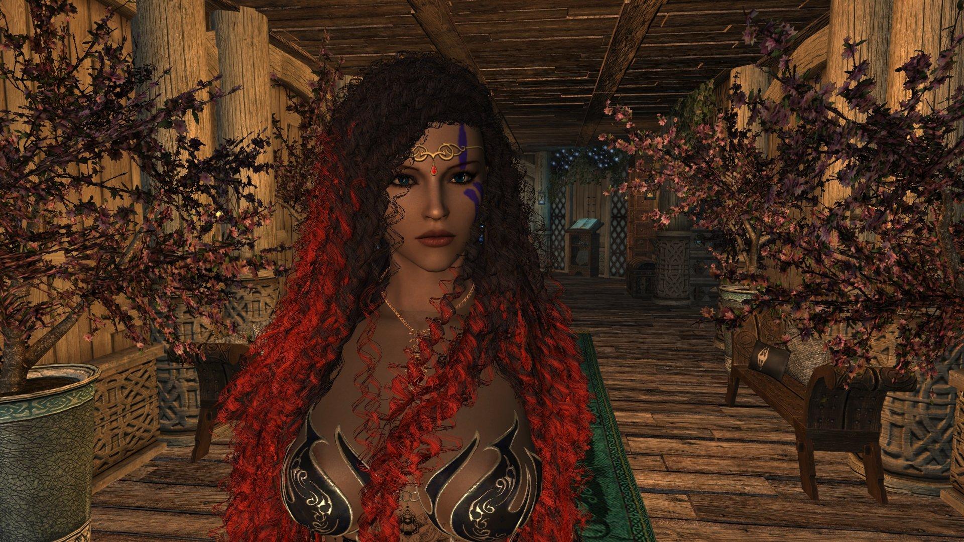 Skyrim LE-Wery Woman