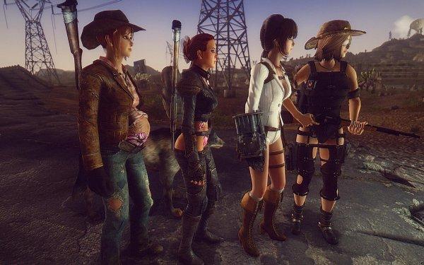 FalloutNV Подруги