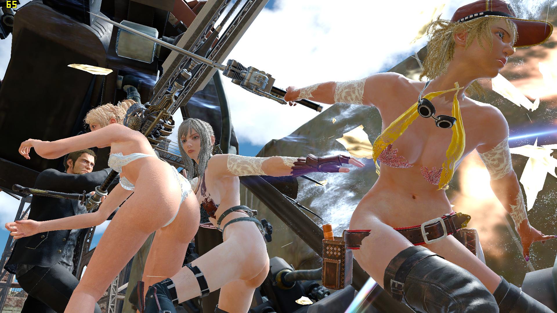 Final Fantasy XV Windows Edition Screenshot 2019.01.20 - 18.13.22.22.png
