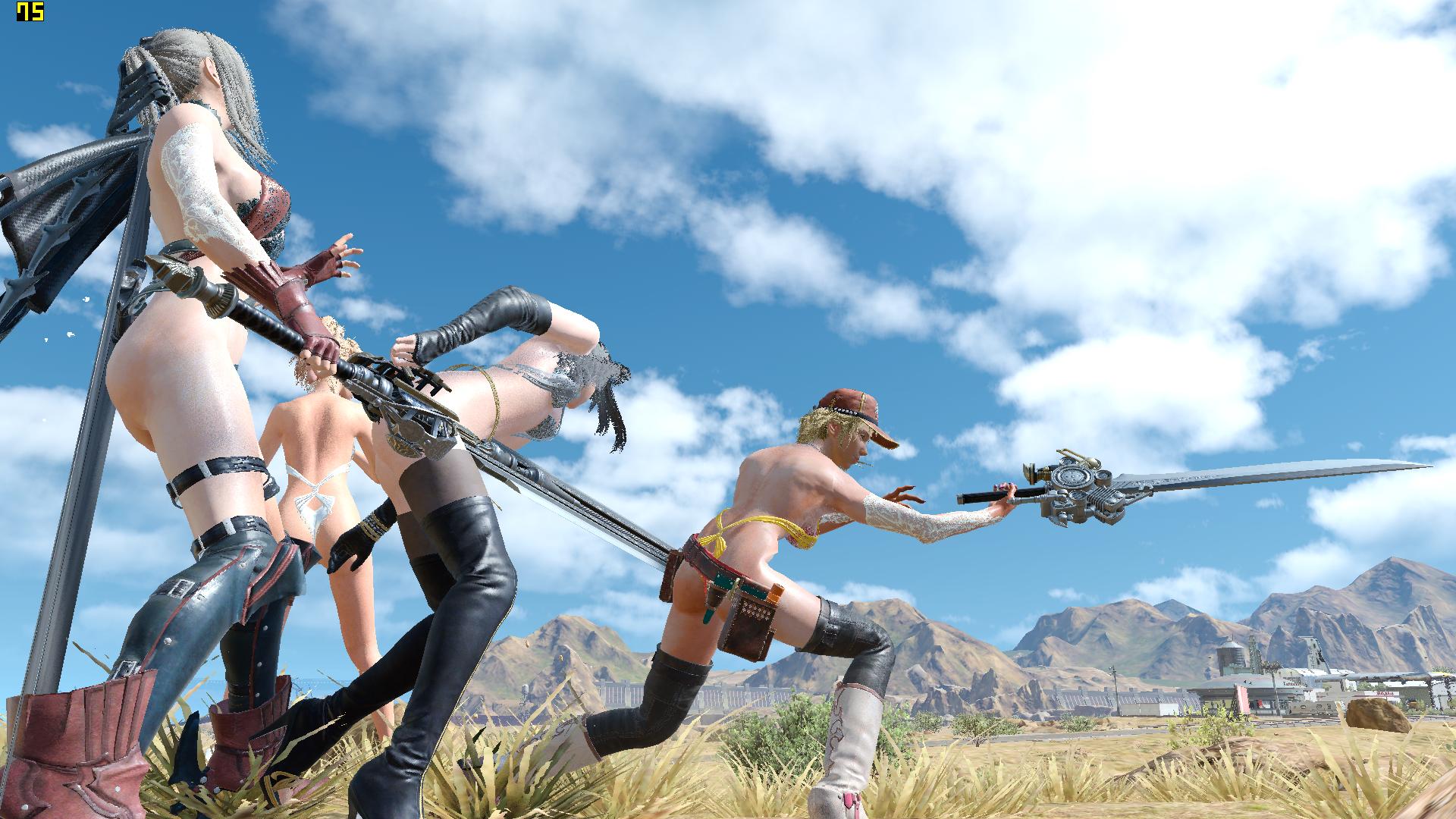 Final Fantasy XV Windows Edition Screenshot 2019.01.13 - 09.33.37.86.png