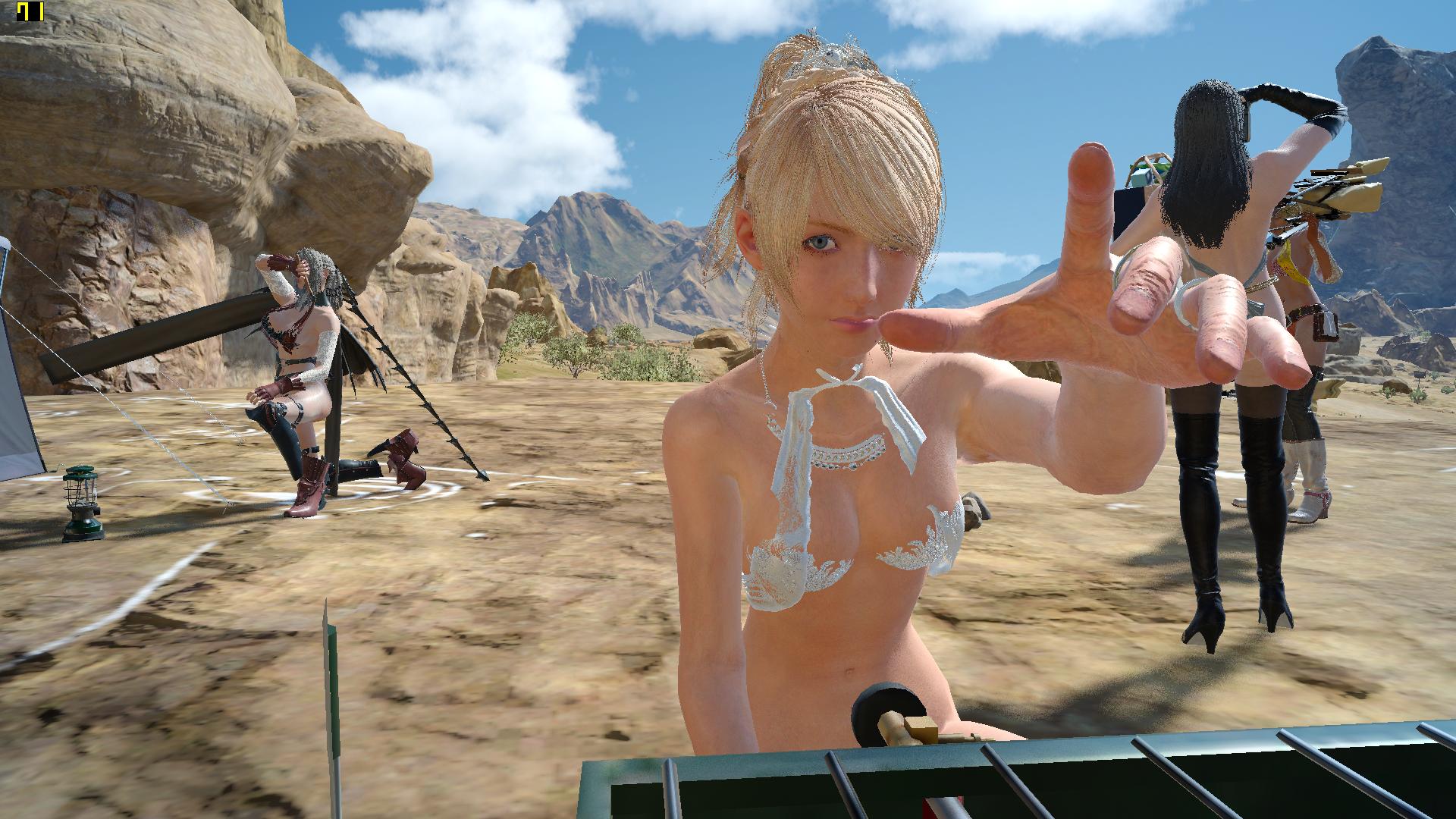 Final Fantasy XV Windows Edition Screenshot 2019.01.13 - 17.15.34.65.png