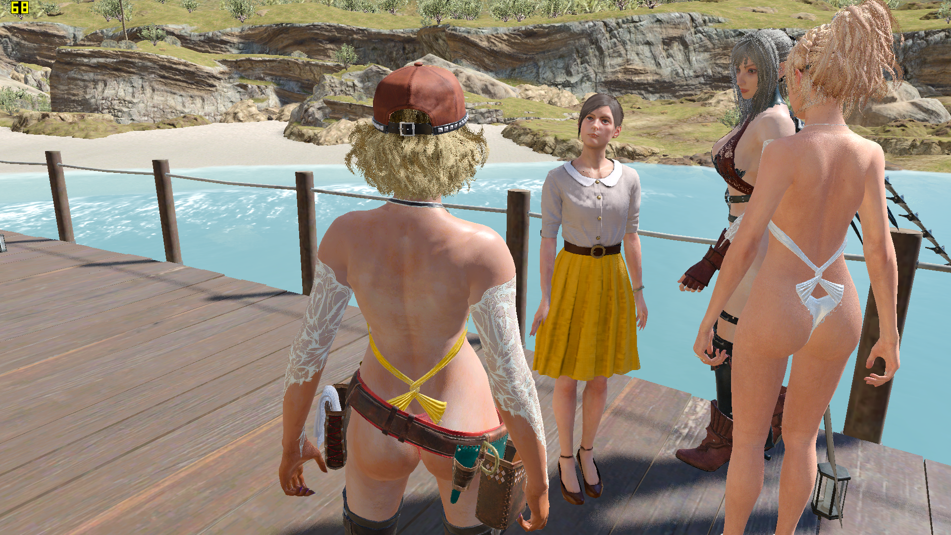 Final Fantasy XV Windows Edition Screenshot 2019.01.14 - 19.06.08.59.png