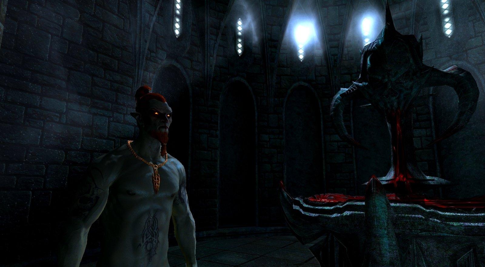 Darkvam вернулся в Скайрим...