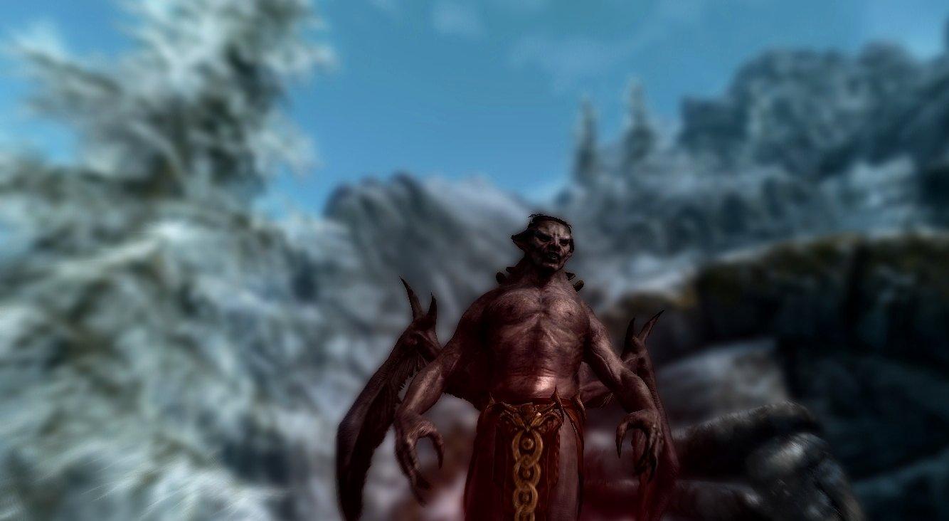 Дарквам - культурист лорд-вампир :)