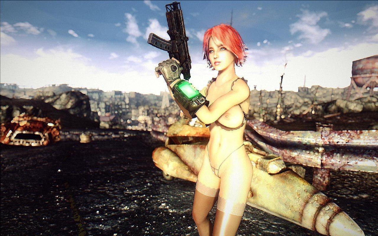 ГЛОБАЛЬНАЯ СБОРКА ЛУЧШИХ ОБЫЧНЫХ И СЕКС МОДОВ ДЛЯ Fallout 3. ВЕРСИЯ 4.0 (SEXOUT)