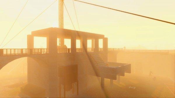 Замок с модом от Caiena. Fallout4