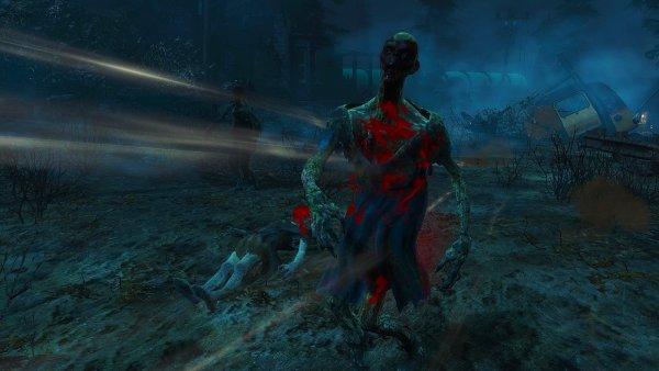 я сплю, а турели работают )) Fallout4