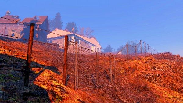 Котедж на берегу - достроила. Fallout4
