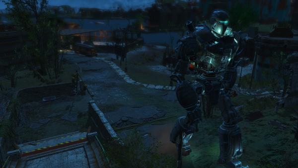 У меня как всегда..., Fallout4