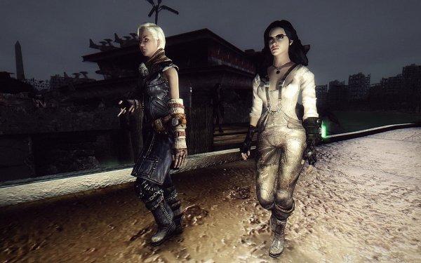 Fallout3 В Нью-йорк...