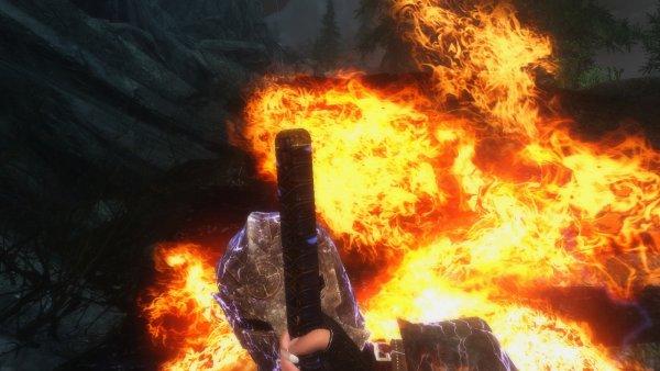 Огнём и мечом - Стражу рассвета!