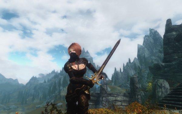 Новый меч