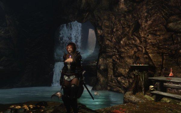 Снова пещера и новый наряд
