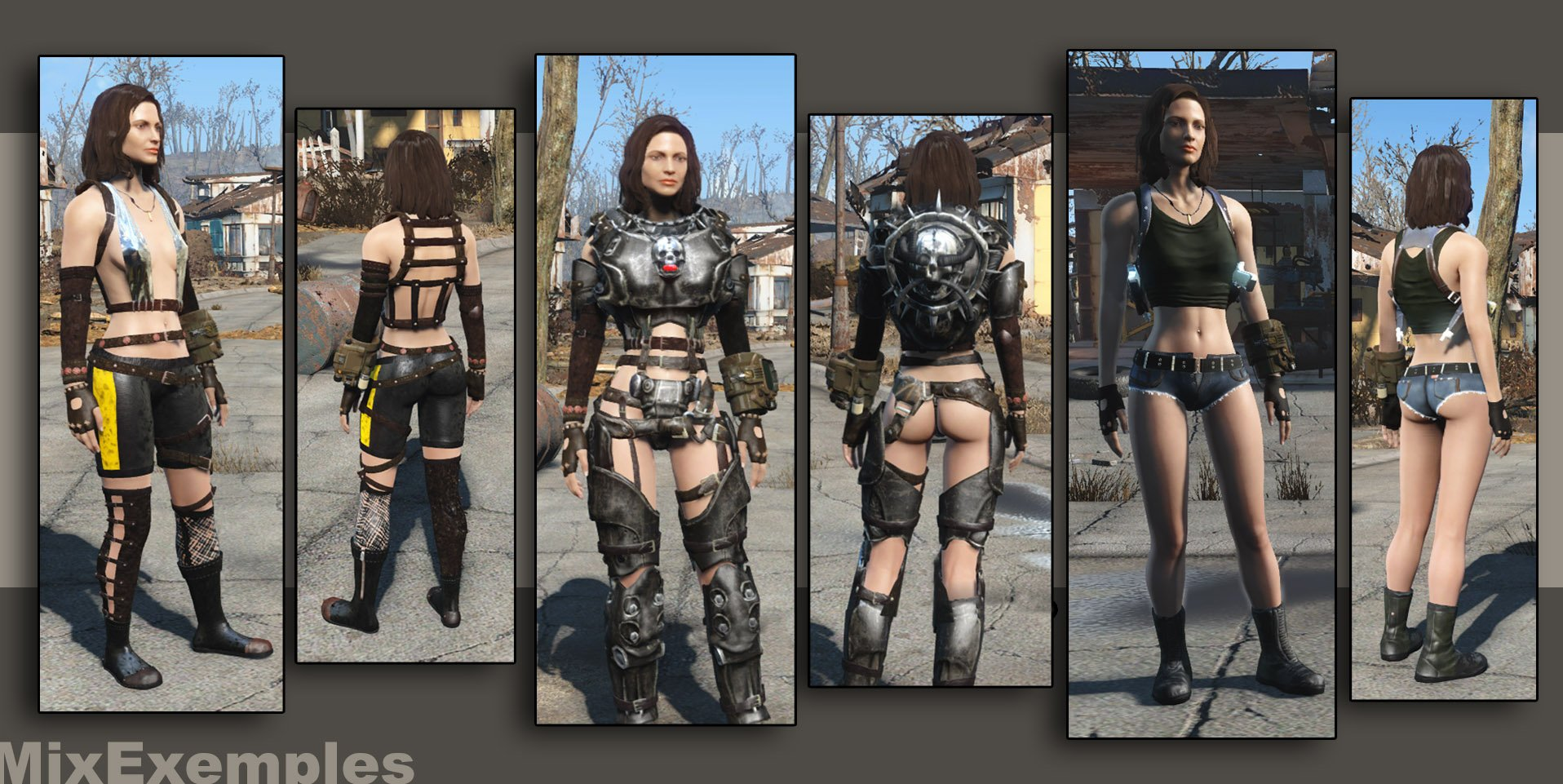 Dlx Clothes Pack Rus