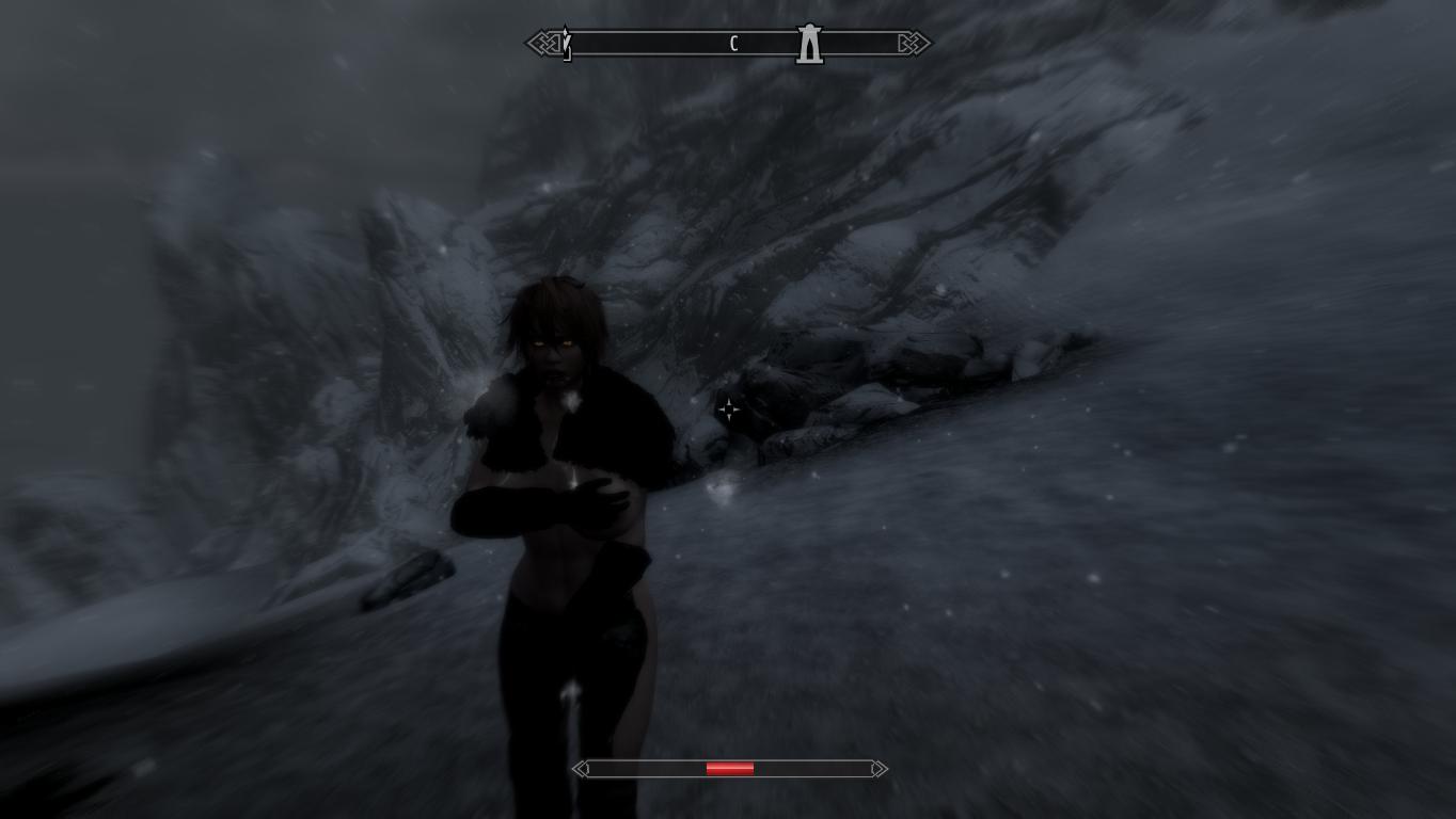 Когда пошла одна на дракона